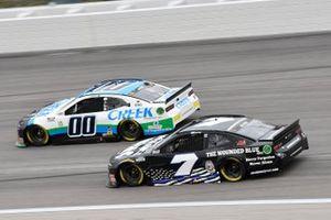 Josh Bilicki, Tommy Baldwin Racing, Chevrolet Camaro Insurance King Quin Houff, StarCom Racing, Chevrolet Camaro CREEK Enterprises Inc.