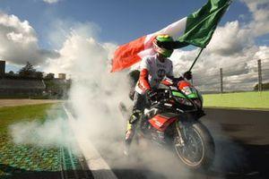 Lorenzo Savadori, Nuova M2 Racing, Aprilia