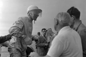 1. Stirling Moss, Vanwal
