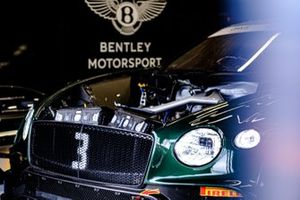 #3 K-Pax Racing Bentley Continental GT3: Maxime Soulet, Jules Gounon, Jordan Pepper