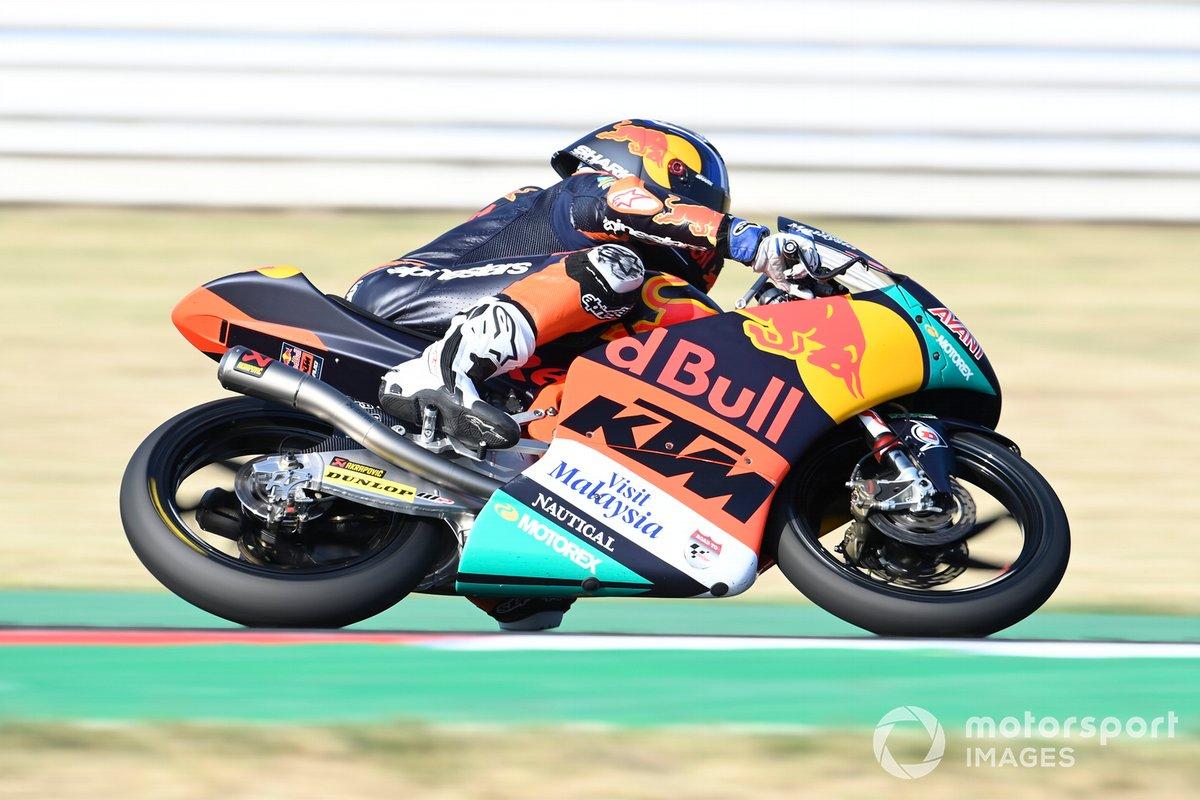 Raul Fernandez, Red Bull KTM Ajo