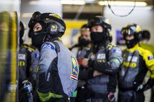 Meccanici del Racing Team Nederland