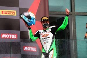 1. Jeffrey Buis, MTM Kawasaki Motoport