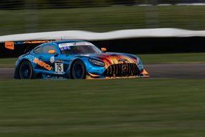 #75 SunEnergy 1 Racing Mercedes-AMG GT3: Kenny Habul, Martin Konrad, Mikaël Grenier