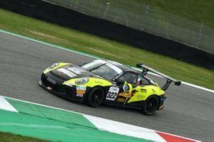 Gianluca Carboni, Vincenzo Sauto, Duell Race, Porsche 911 Cup
