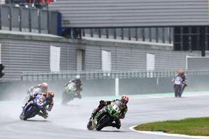 Jonathan Rea, Kawasaki Racing Team, Garrett Gerloff, GRT Yamaha