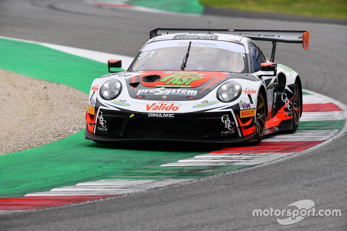 Marco Cassarà, Alex De Giacomi, Dinamic Motorsport,