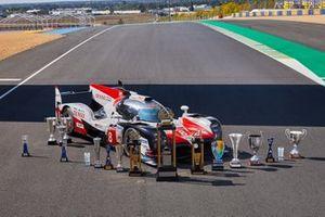 #8 Toyota Gazoo Racing Toyota TS050