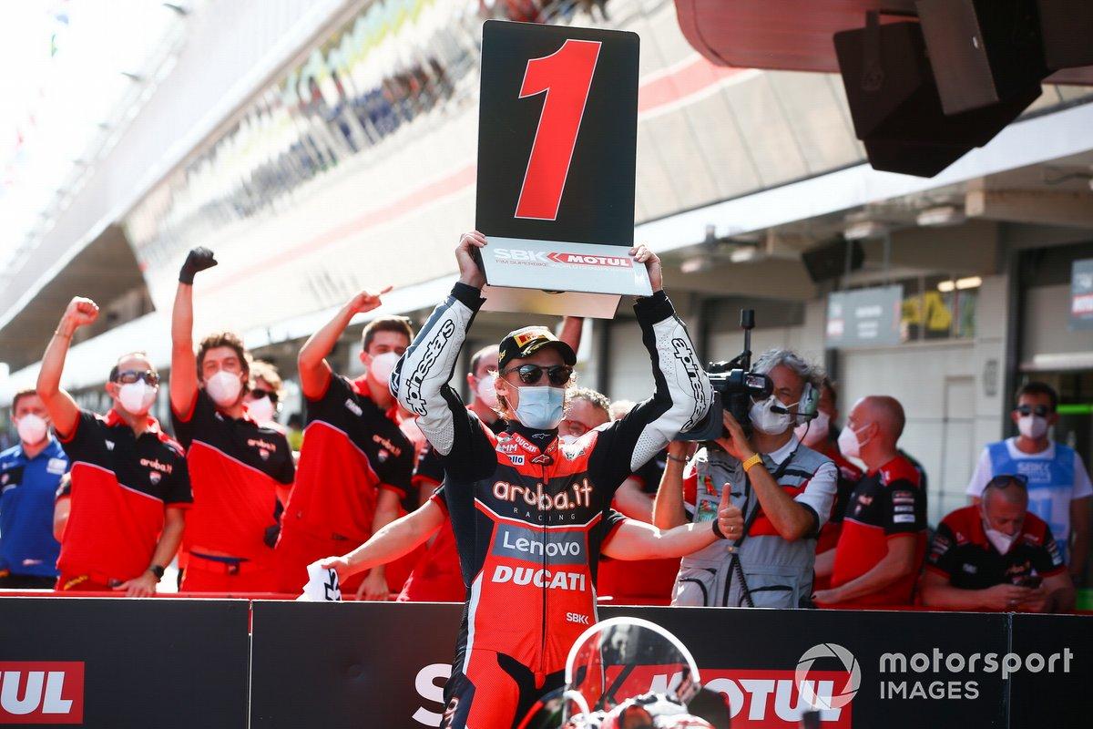1. Chaz Davies, Aruba.it Racing Ducati