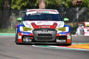 Francesco Savoia, Xeo Goup, Audi RS 3 LMS TCR