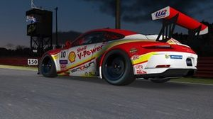 Erick Goldner no Mount Panorama pelo Masters of Track