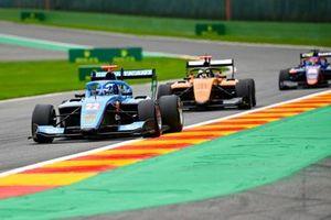 Matteo Nannini, Jenzer Motorsport et Andreas Estner, Campos Racing