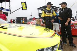Paul Menard, Team Penske, Ford Mustang Menards/Richmond Brian Wilson
