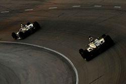 Graham Rahal, Rahal Letterman Lanigan Racing Honda, Ed Carpenter, Ed Carpenter Racing Chevrolet