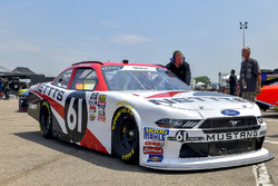 Kaz Grala, Fury Race Cars LLC, Ford Mustang NETTTS