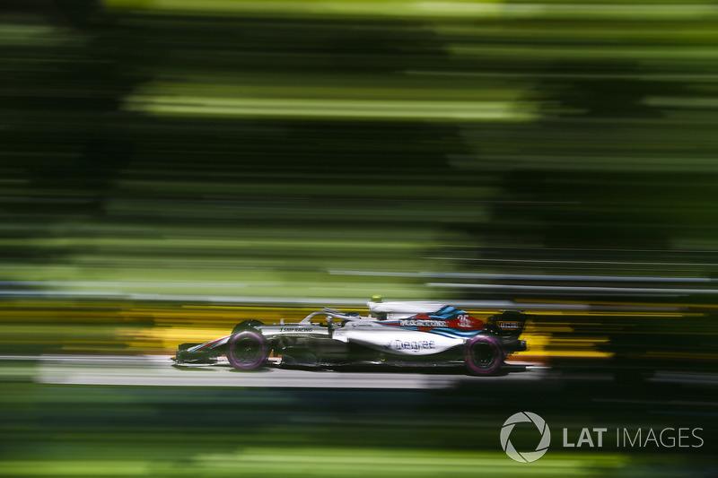17: Sergey Sirotkin, Williams FW41, 1'13.643