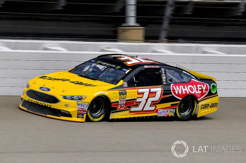 30. Matt DiBenedetto, Go FAS Racing, Ford Fusion Can-Am