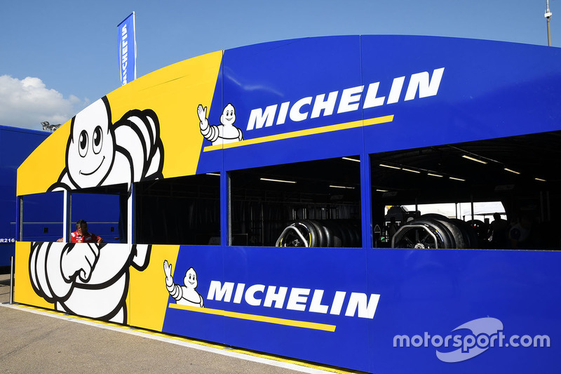 Motorhome Michelin