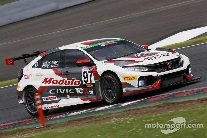 #97 Modulo Racing with DOME