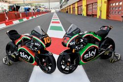 Luca Marini, Sky Racing Team VR46, Francesco Bagnaia, Sky Racing Team VR46, special liveries