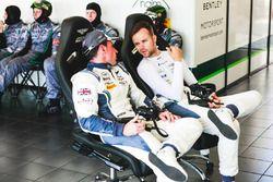 #7 Bentley Team M-Sport Bentley Continental GT3: Steven Kane, Jules Gounon