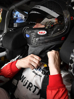 Brad Keselowski, Team Penske, Ford Fusion Wurth