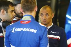 Стефан Сарразен, SMP Racing