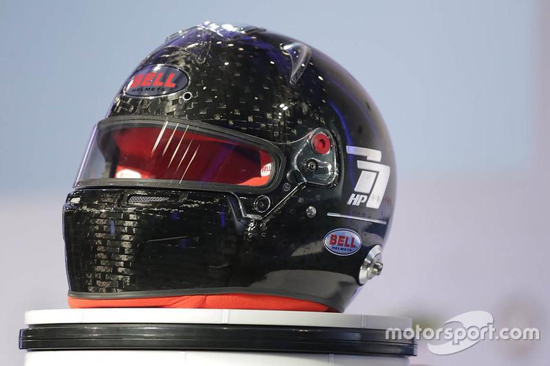 Helm ultra-protektif dari FIA