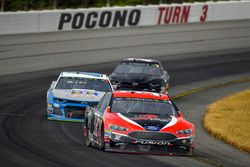 Matt DiBenedetto, Go FAS Racing, Ford Fusion Zynga Poker
