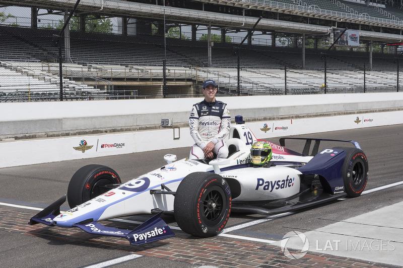 13. Zachary Claman De Melo, Dale Coyne Racing, Honda
