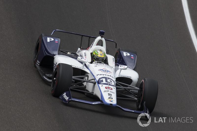 13°: Zachary Claman De Melo, Dale Coyne Racing Honda