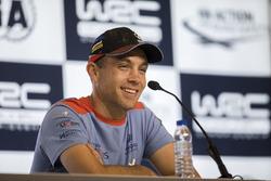 Conférence de presse : Hayden Paddon, Hyundai Motorsport