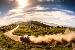 Mads Øsberg, Torstein Eriksen, Citroën C3 WRC, Citroën World Rally Team
