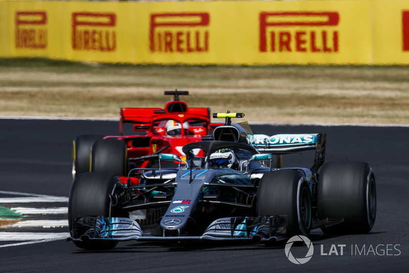 Valtteri Bottas - Mercedes: 8