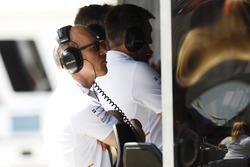Simon Roberts, Director de Operaciones, McLaren