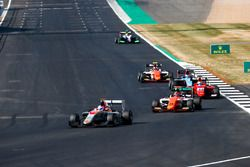 Diego Menchaca, Campos Racing e Niko Kari, MP Motorsport