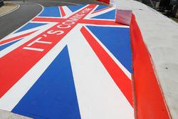 Bandera de It's coming home