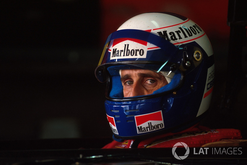 Alain Prost - Four titles (1985, 1986, 1989, 1993)