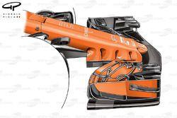 McLaren MCL32 launch neus