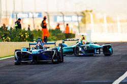 Sébastien Buemi, Renault e.Dams, Oliver Turvey, NIO Formula E Team