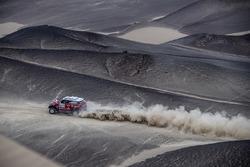 Борис Гарафулик и Филипе Пелмейро, X-Raid Team, MINI John Cooper Works Rally (№317)