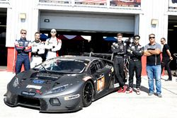 #66 Attempto Racing Lamborghini Huracán GT3: Clemens Schmid, Pieter Schothorst, Steijn Schothorst, Alex Riberia, Edward Lewis Brauner