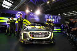 The Invictus Games Jaguar F-Type GT4 launch