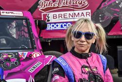 #351 C.A.T Racing Yamaha: Camelia Liparoti