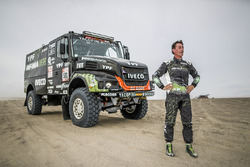 Федерико Вильягра, YPF Infinia Diesel Team de Rooy