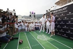 Tom Brady, Daniel Ricciardo, Geri Halliwell Horner, Bella Hadid
