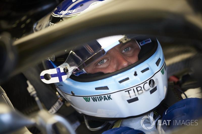 5e Valtteri Bottas, Mercedes AMG F1