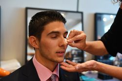 Esteban Ocon, Force India F1 au maquillage