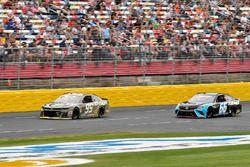 Kasey Kahne, Leavine Family Racing, Chevrolet Camaro Thorne and Timmy Hill, Motorsports Business Management, Toyota Camry CrashClaimsR.us