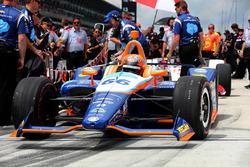 J.R. Hildebrand, Dreyer & Reinbold Racing, Chevrolet